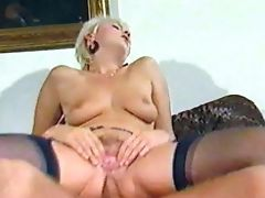 Old women with long hair porn