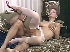 Housewife hairy pussy gets fucked