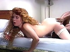 Interracial retro fucking action